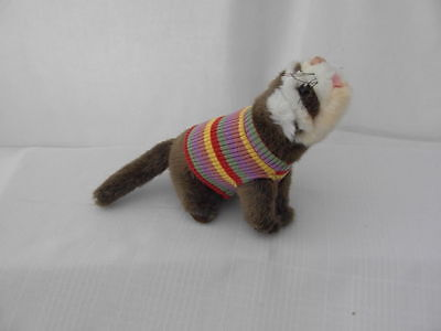 Rodolfo Ferret Plush Doll Along Came Polly Jennifer Aniston