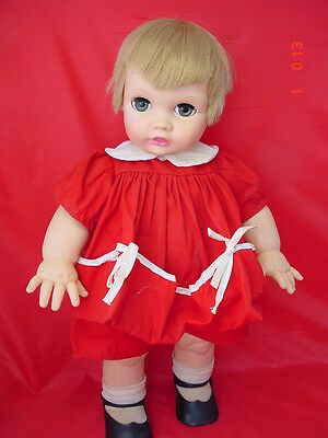 1940's CAMEO ROSE O'NEILL 20 IN BABY MINE W/TAG,  VERY GOOD COND