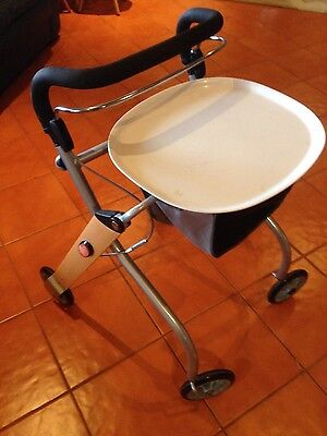 Mobility Walker Trust Care Rollator  ($450rrp) Very Good condition
