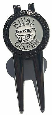 Divot Tool - GREY - by Rival Golfer