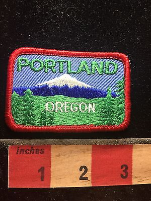 City Of PORTLAND Oregon Patch - Mountain View S76J