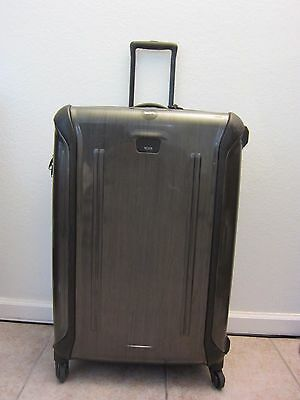 Tumi Vapor Extended Trip Packing Case 28029 B Luggage Hardside Spinner 32""