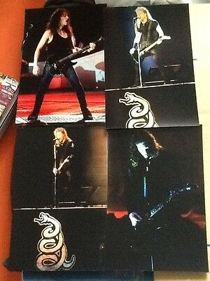 METALLICA 1993 Australian Tour Photos (36) 10x15 cm's