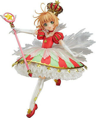 Card Captor Sakura Kinomoto 15th Anniversary Stars Bless Figure Figurine No Box