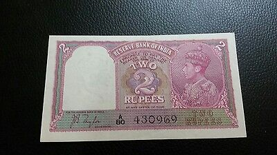 india 1937 two rupees