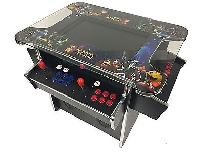 Free Shipping Arcade Rewind 2475 in 1 Cocktail Acrade Machine Brand new
