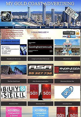 Business Advertising Website For Sale, Business Directory & Buy/Sell Listings.