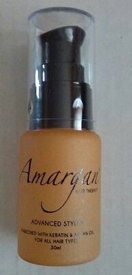 Amargan Oil Hair Therapy Advanced Styler 30ml