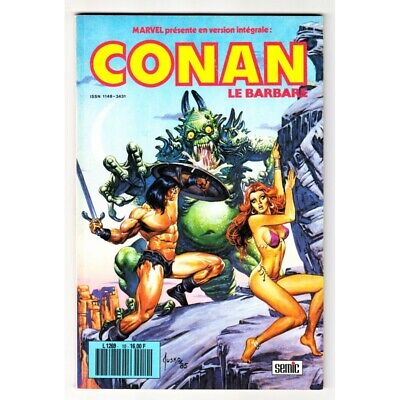 Conan (Semic) N° 10 - Comics Marvel