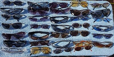 sunglasses job lot bundle of over 30 assorted pairs men's and women's styles