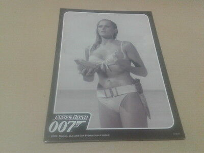 Carte Postale / Postcard Cinema Film Acteur Actrice James Bond 007 (1)