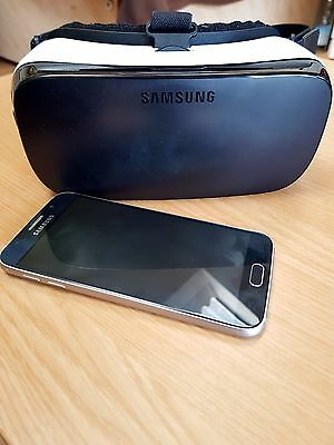 Samsung VR glases + Samsung Galaxy s6 32GB +Charger + earphones