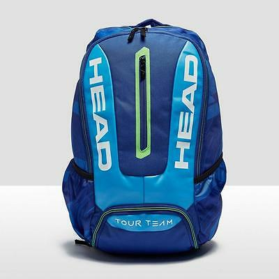 Head Tour Team Backpack Blue One Size Blue