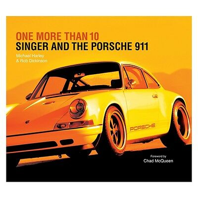 One More Than 10: Singer And The Porsche 911 - Livre Neuf