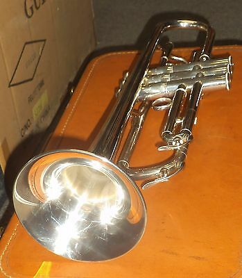 VINTAGE YAMAHA YTR-732 PROFESSIONAL TRUMPET with CASE. FREE SHIPPING WORLDWIDE.