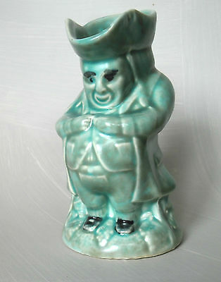 Pale Green Toby Jug No 3 Made in England