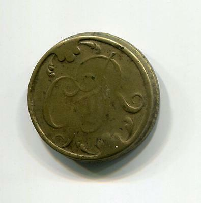 Gb 1760-1820 Coin Weight