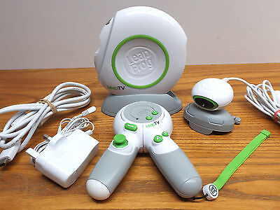 Leapfrog LeapTV / Leap TV - Video Gaming Console - Unboxed - VGC