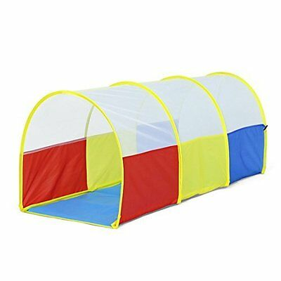 Truedays Arched Play Tunnel Toy Tent Child Kids Discovery Tube Play tent,51.6''X