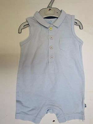 Baby boys MOTHERCARE romper short outfit newborn 0 3 9 12 18 24 months RRP £10
