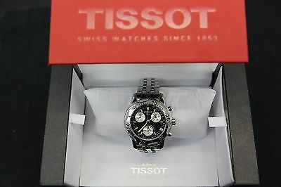 Tissot PRS200 Chronograph T17.1.486.53 Stainless Steel Men's Watch