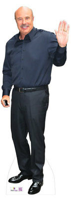 Dr Phil Lifesize Cardboard Cutout