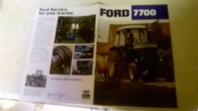 ford  7700  sale brochure