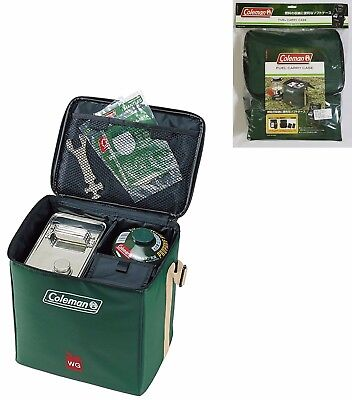Coleman Fuel Carry Case Camping Lantern Burner Accessory Free Ship w/Tracking No