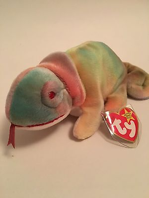 'RAINBOW' - TY Beanie Baby; 5th Generation Original 1997 / VERY RARE