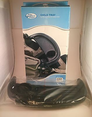 Baby Jogger Child Snack Tray Cup Holder New In BOX J7G50