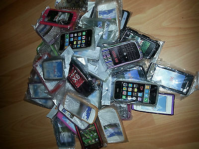 Job Lot (45) Mobile Phone Covers
