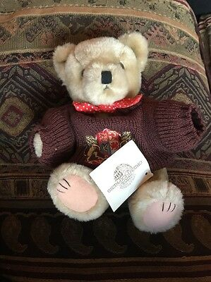 Orient Express Train. Collectors Teddy Bear. Venice.