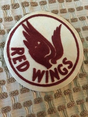 Vintage 1940's 1950's Rochester Red Wings Minor League Baseball Jacket Patch