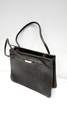 Vintage Anni 60 Borsa Bauletto Made In Italy