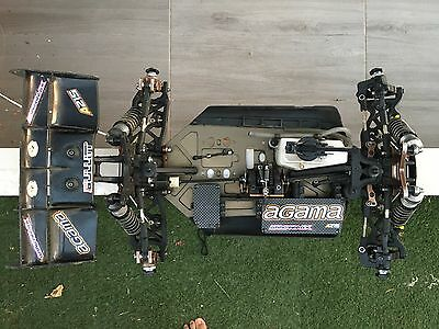 Agama A215 Pro Kit rc r/c without engine & electrics
