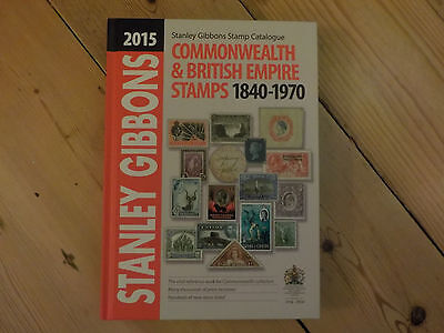 LIMITED STOCK 2015 Edition 'PART 1' Commonwealth & British Empire Stamp Cat