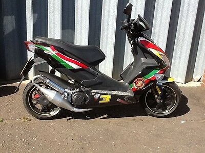 MOTO B1 50 cc RESTRICTED MOPED SCOOTER 2 STROKE  2014 LOW MILAGE