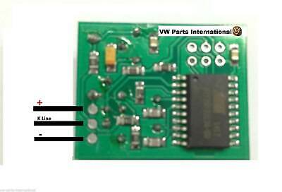 VW Sharan 1.8T TDI VR6 DIY Immobiliser Defeat For Immo Off Engine Conversion