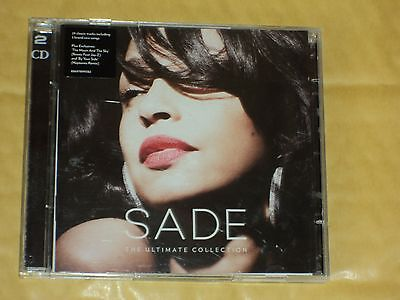 Sade - The Ultimate Collection (2 x CD 2011)