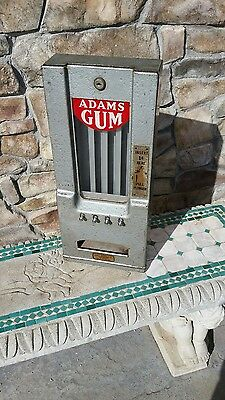 antique gum machine vending machine