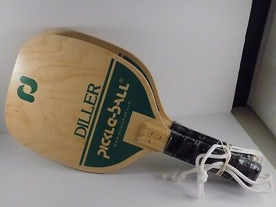 Diller Pickle-ball 2  paddles