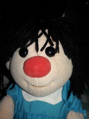 "Big Comfy Couch 17"" MOLLY Plush Doll 1995"