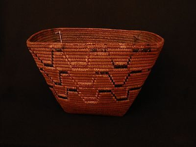Thompson River Imbricated Basket