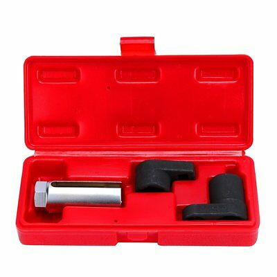 3 Pc Auto Oxygen Sensor 6 Point Socket Wrench O2 Tool Remover Installer Set