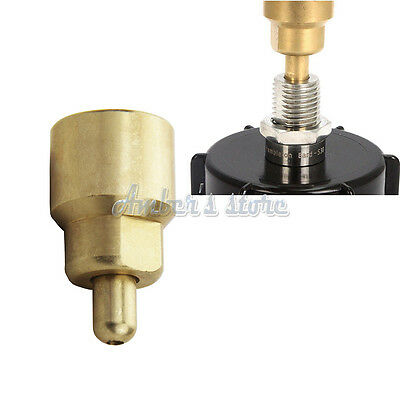 Hambleton Bard S30 Adapter Injector for SodaStream Brass Homebrew Parts