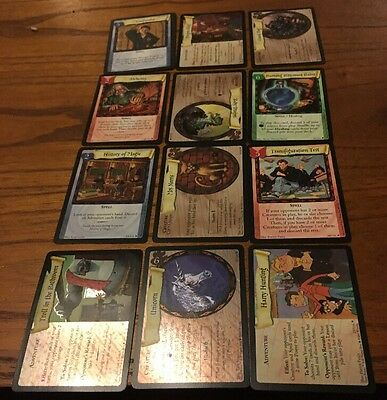 Harry Potter Trading Card Game - 2001 - Choose from drop down list