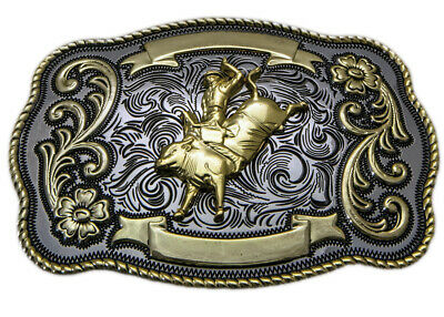 New (Large) Bull Rider - TB15 Trophy Buckle Brigalow