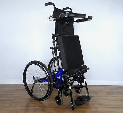 LifeStand LSE3 standing wheelchair, power stand, Schwalbe - permobil-levo-tilite