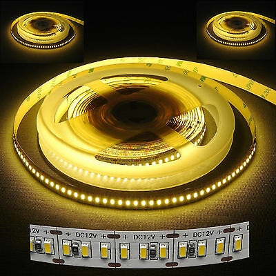 LED Strip 3014 240LED-1M 3000K 12V IP33 warmweiß 80 Watt 14400 Lm/5 Meter
