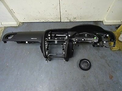 Audi A5 Complete Airbag Kit - 2009 - Passenger and Drivers Air Bag - CHEAPEST